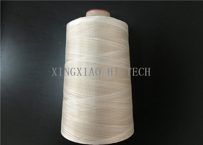 Fire Resistant / Flame Retardant Thread , High Temperature Resistance Sewing Thread